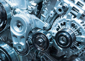Automotive part designing and drafting